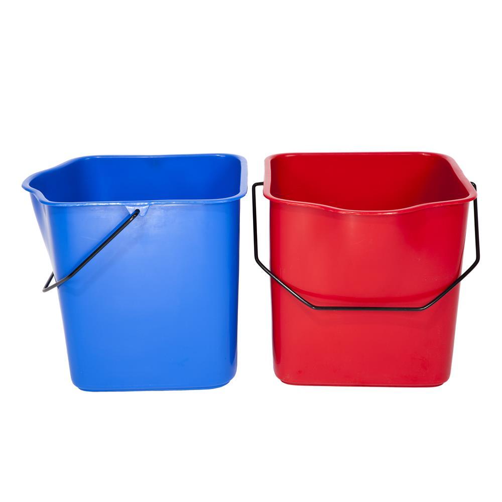 25l Single Plastic Bucket Africa Floorcare